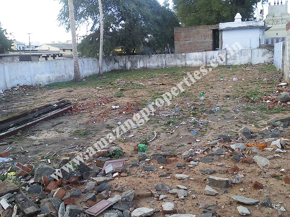Land for sale in Palayamkottai