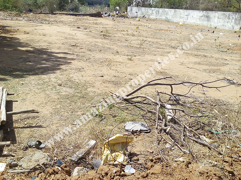 Plot for sale in Perumalpuram